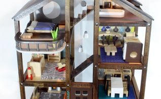 how i created our home s mini me, crafts