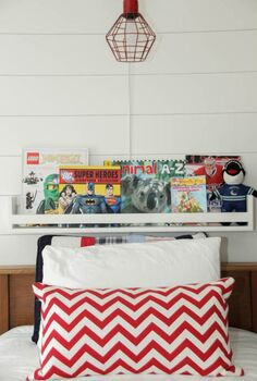 boy s shared bedroom coastal camp style, bedroom ideas, diy, wall decor
