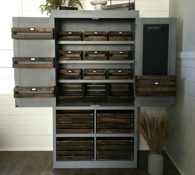 11 Easy Ways To Expand Tight Spaces Using Crates Hometalk