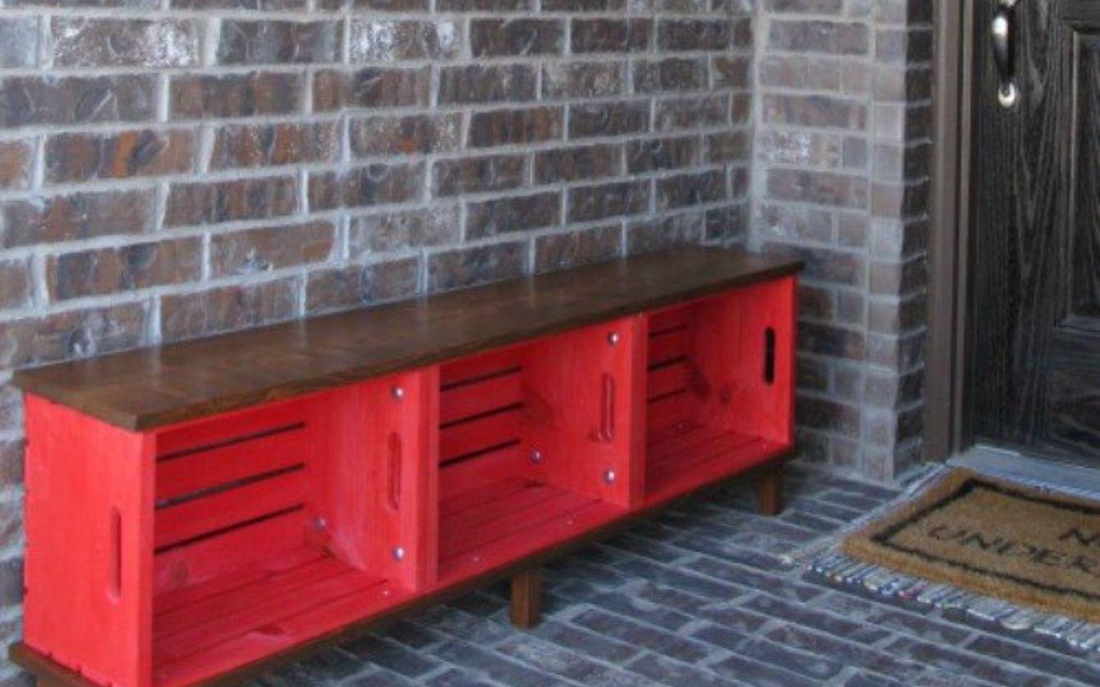 Мебель подручных материалов