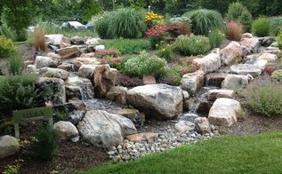 who s ready for spring, landscape, outdoor living, ponds water features