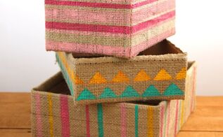 diy storage boxes from up cycled cardboard boxes, organizing, repurposing upcycling, storage ideas