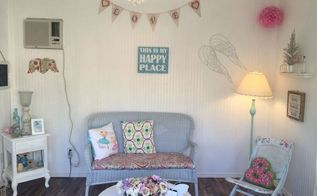 my little she shed, diy, home decor