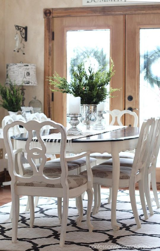 How To Refab A Dining Room Set