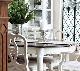 Dining Room Table Makeover, Chalk Paint, Dining Room Ideas, Painted  Furniture  Paint Dining Room Table