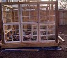 my big fat greenhouse project part deux, diy, gardening, home improvement, outdoor living