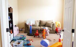 industrial craft room, craft rooms, diy, organizing, storage ideas