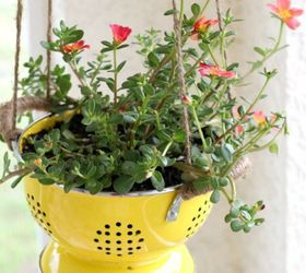 Upcycle Containers For The Garden
