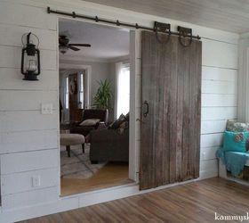 Sliding Barn Door From A Forsaken Farm Stead Dining Room Ideas Doors Home