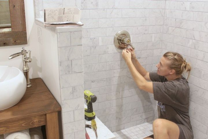 bathroom in bedroom turn a walkin closet into a timeless master bathroom