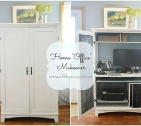 DIY Home Office Makeover Hometalk