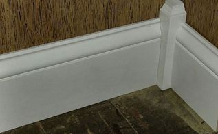 dress up corners with handmade plinth blocks, home maintenance repairs, wall decor, woodworking projects