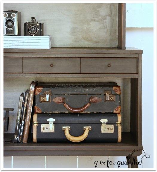 Chalk Painted Vintage Suitcases. | Hometalk