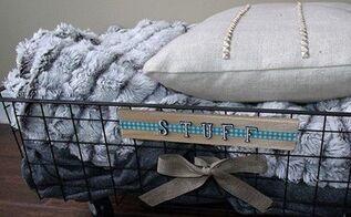 diy rollling organizer basket, crafts, home decor, organizing, storage ideas