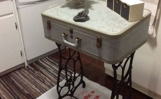 lovely table, painted furniture, repurposing upcycling