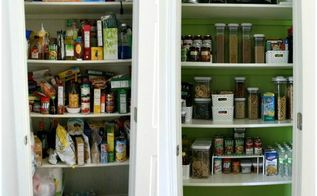 how to organize a pantry, closet, how to, organizing