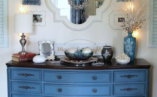 a little before amp after fun chalk painted hutch, chalk paint, painted furniture