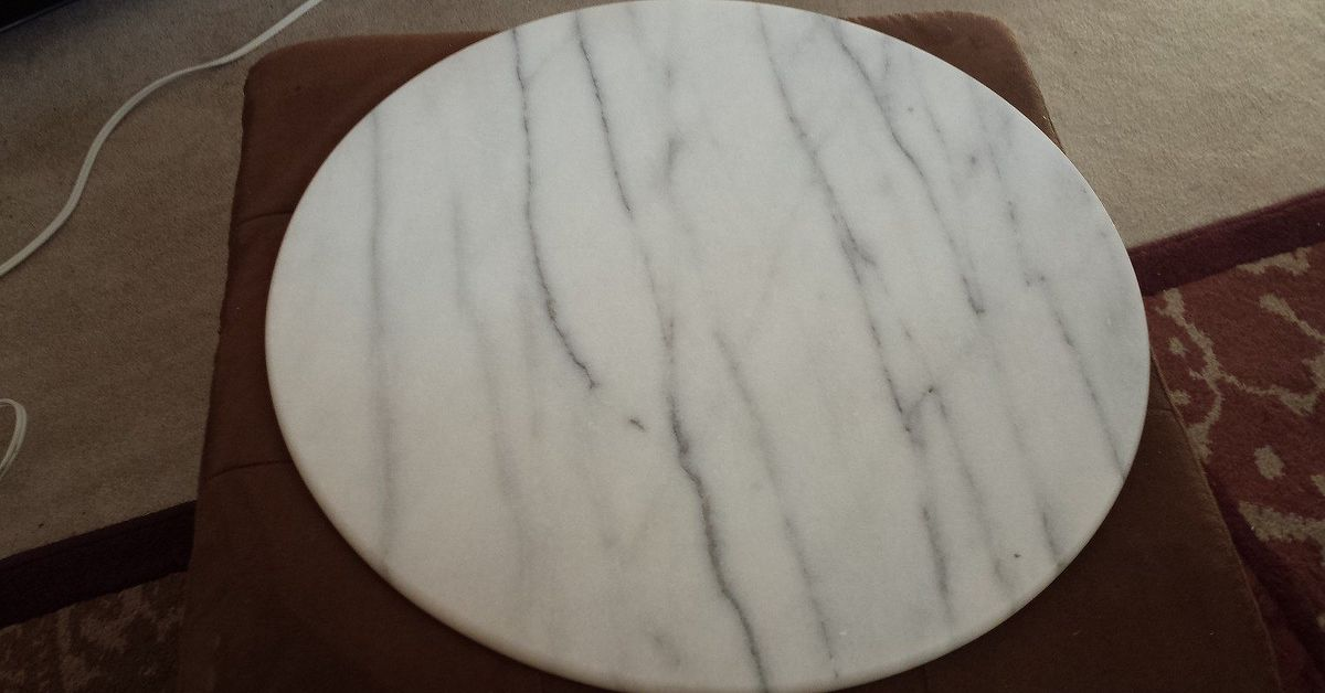 Repurpose Marble Table Top Hometalk