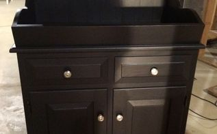 first time using fusion mineral furniture paint, painted furniture, AFTER