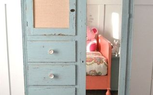diy wardrobe makeover, closet, painted furniture