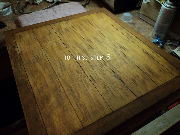 Refinish Ugly Maple Cubboards Hometalk