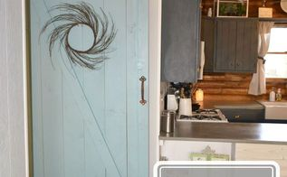 diy barn door for under 100 00, diy, doors, how to, rustic furniture, woodworking projects