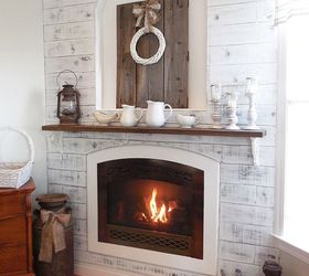 Master Bedroom Fireplace Makeover | Hometalk