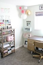 the craft room of my dreams, craft rooms, crafts, diy, home improvement