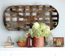 diy tobacco basket, crafts, how to, wall decor, DIY Tobacco Basket