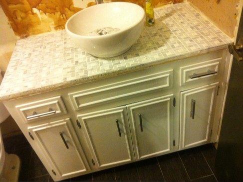 diy bathroom vanity countertop : Brightpulse.us