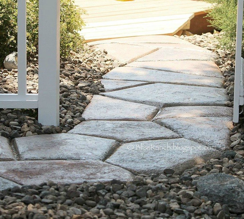 9 Budget Ways To Make Your Walkway Look Even Better Than