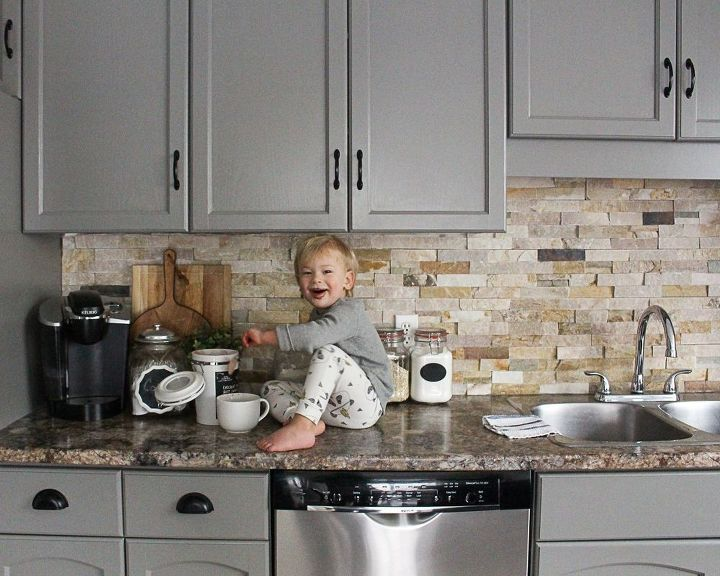 How to Paint Kitchen Cabinets Hometalk
