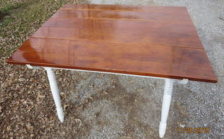 farm fresh table to fabulous, diy, painted furniture, rustic furniture, woodworking projects, Farm fresh to fabulous