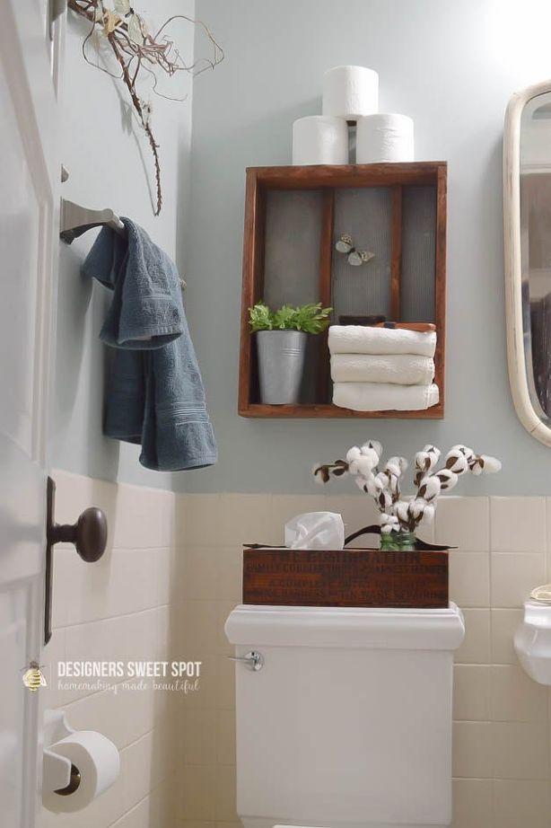 Fixer Upper Bathroom Design Ideas ~ Steps to a fixer upper style bathroom fixerupperstyle