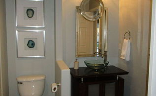 kids guest bathroom update from builder basic to wow on a budget, bathroom ideas, home decor, home improvement, AFTER