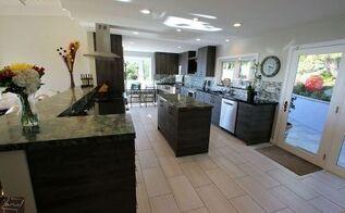 design build modern contemporary kitchen remodel laguna beach, home decor, home improvement, kitchen design