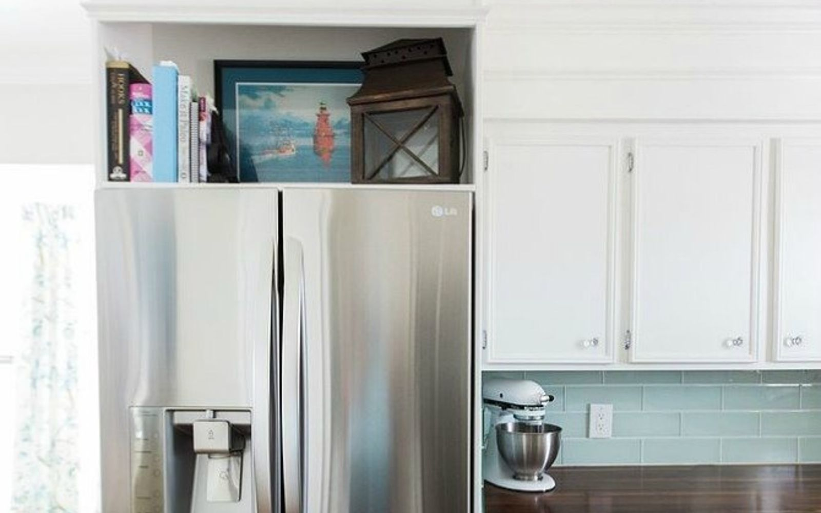 High End White Kitchen Cabinets: 14 Easiest Ways To Totally Transform Your Kitchen Cabinets