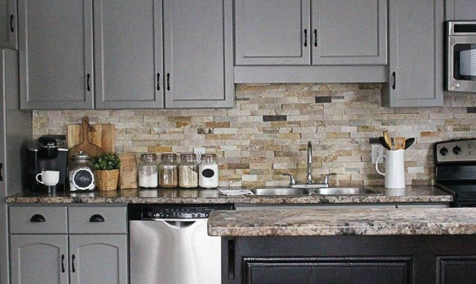 15 easiest ways to totally transform your kitchen cabinets for A z kitchen cabinets ltd calgary
