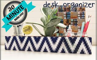 diy organizing made pretty, crafts, organizing, storage ideas