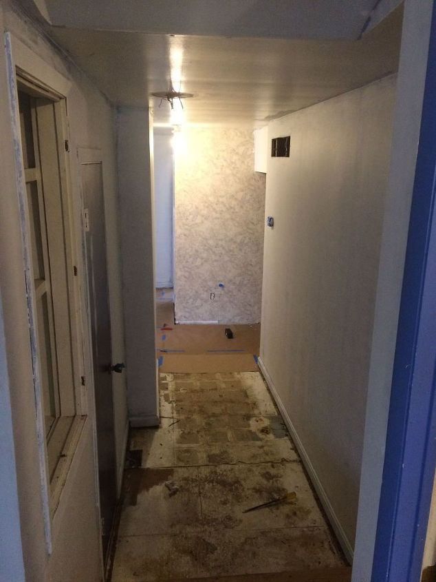 Forclosure Remodel: Foreclosure Renovation: Power Of Paint