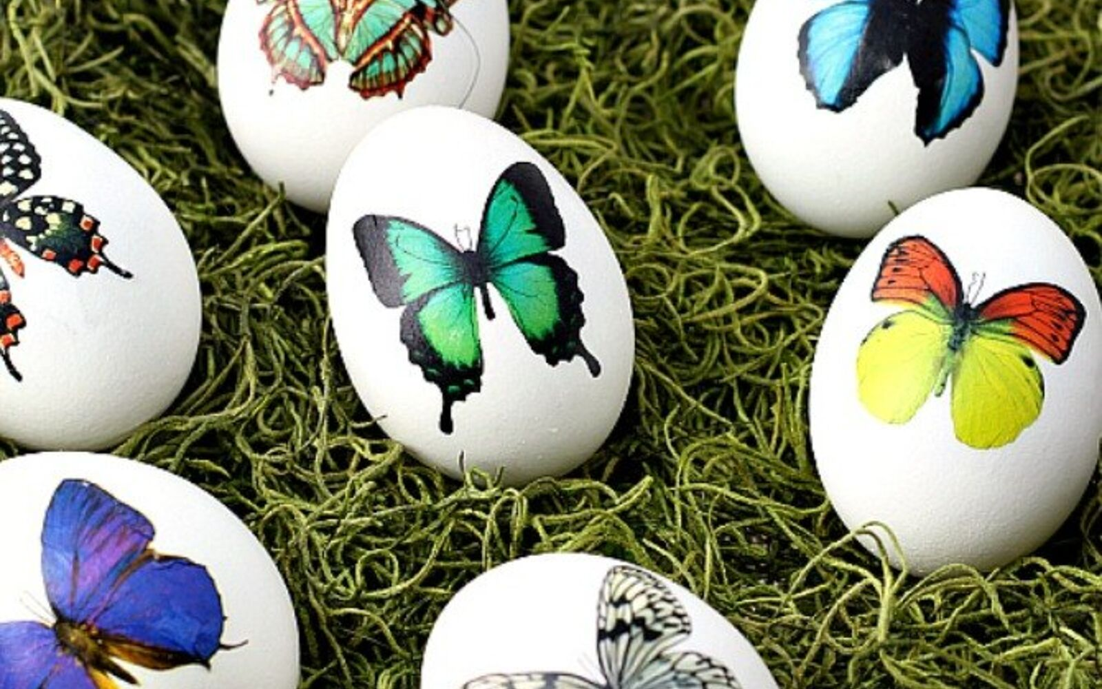 s 23 totally different ways to decorate real eggs this easter, crafts, easter decorations, Skip the mess with temporary tattoos
