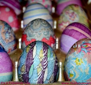 s 23 totally different ways to decorate real eggs this easter, crafts, easter decorations