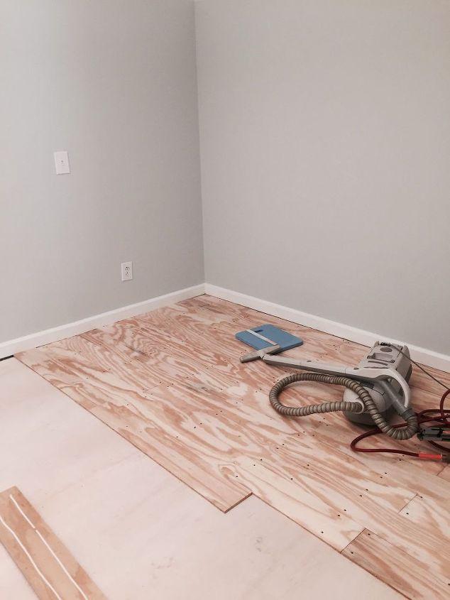Plywood Plywood Flooring Diy