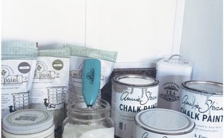milk paint vs chalk paint how to choose which one to use, chalk paint, how to, painting