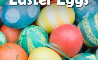 how to decorate easter eggs, crafts, easter decorations, how to, seasonal holiday decor