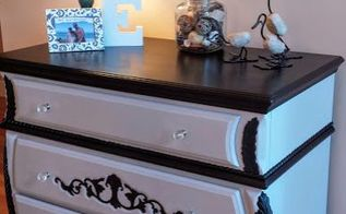 how i upcycled a t v cabinet, chalk paint, painted furniture, repurposing upcycling