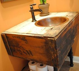 Fine Painting Bathroom Vanity Pinterest Thick Ice Hotel Bathroom Photos Clean Retro Pink Tile Bathroom Ideas Ada Compliant Residential Bathroom Layout Youthful Home Depot Bath Renovation GreenWestern Rustic Bathroom Lighting 11 Low Cost Ways To Replace (or Redo) A Hideous Bathroom Vanity ..