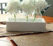diy spring planter box, chalk paint, gardening