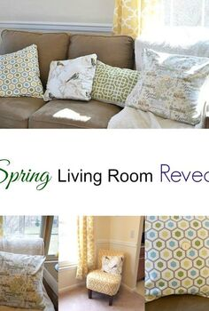 spring living room reveal diymyspring, home decor, living room ideas, seasonal holiday decor