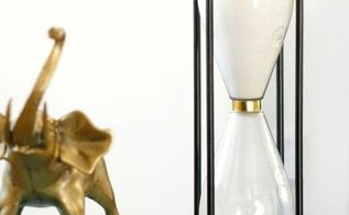 how to make an hourglass, crafts, how to